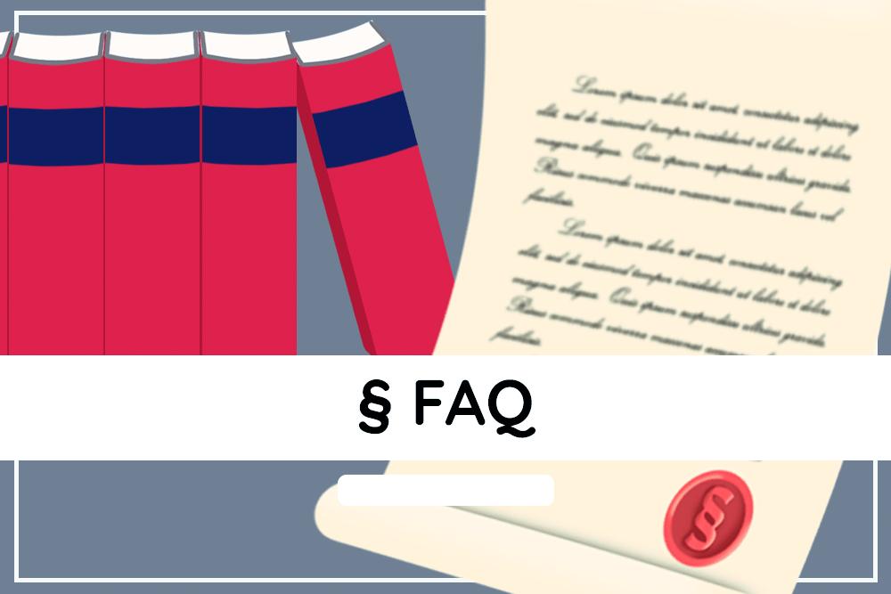 § FAQ