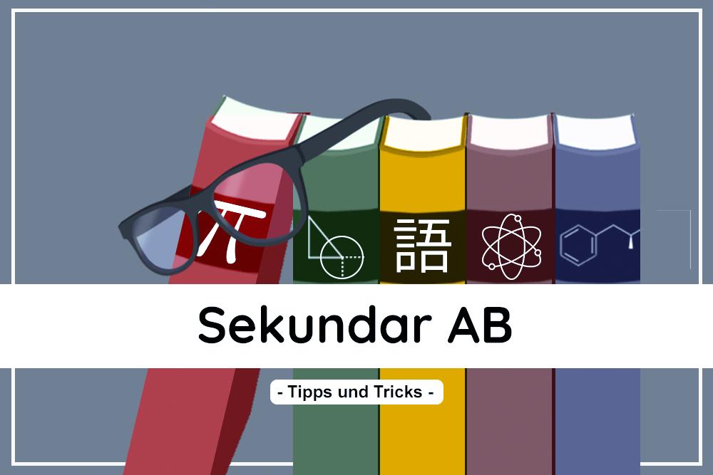 Sekundar BB_Tipps und Tricks