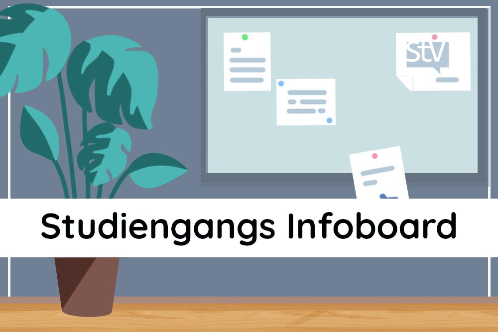 Studiengangs Infoboard